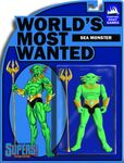 RPG Item: World's Most Wanted #05: Sea Monster (Supers!)