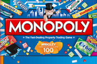 Board Game: Monopoly: Wrigley