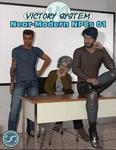 RPG Item: Near-Modern NPCs 01