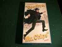 Board Game: Goodbye Mr. Chips