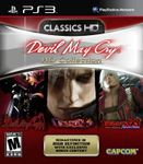 Video Game Compilation: Devil May Cry HD Collection