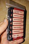 Board Game: Pictomania (Second Edition): Bonus Cards – Pop Culture / Geek