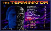 Video Game: The Terminator (DOS)