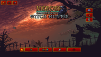 Video Game: Heroes of Hammerwatch: Witch Hunter