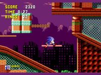 Video Game: Sonic the Hedgehog (1991 / 16-bit)