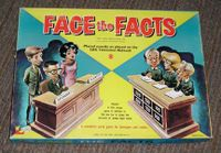 Board Game: Face the Facts