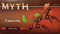 Board Game: Myth: Crawlers Minion Pack