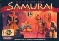 Board Game: Honor of the Samurai