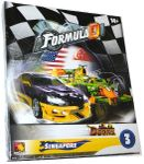 Board Game: Formula D: Circuits 3 – Singapore & The Docks
