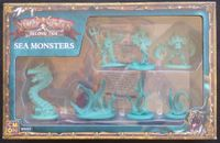 Board Game: Rum & Bones: Second Tide – Sea Monsters