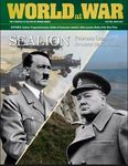 Board Game: Sealion: The German Invasion of England, September 1940