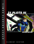 RPG Item: 21 Plots III Second Edition