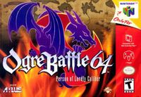 Video Game: Ogre Battle 64: Person of Lordly Caliber