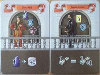 Board Game: Lorenzo il Magnifico: New Leaders #2