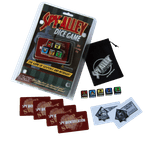 Board Game: Spy Alley: Dice Game