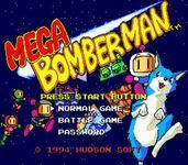 Video Game: Mega Bomberman