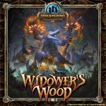 Board Game: Widower's Wood: An Iron Kingdoms Adventure Board Game