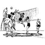 Video Game Theme: Sports - Volleyball
