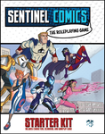 RPG Item: Sentinel Comics: The Roleplaying Game – Starter Kit