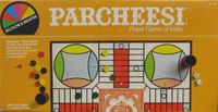 Board Game: Pachisi