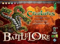 Board Game: BattleLore: Creatures