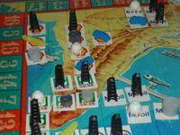 Board Game: Petróleo