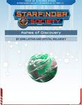 RPG Item: Starfinder Society Season 1-12: Ashes of Discovery
