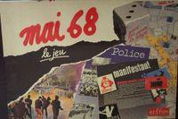 Board Game: Mai '68 Le jeu