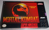 Video Game: Mortal Kombat (1992)