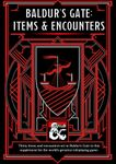 RPG Item: Baldur's Gate: Items & Encounters
