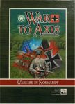 Board Game: War to Axis: Warfare in Normandy