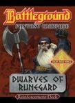 Board Game: Battleground Fantasy Warfare: Dwarves of Runegard Reinforcements