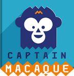 Resultado de imagen de logo  captain macaque