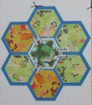 Board Game: Palatinus: Insula Tiberina