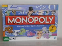 Board Game: Monopoly: Littlest Pet Shop