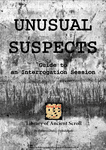 RPG Item: Unusual Suspects: Guide to an Interrogation Session (Redesigned)
