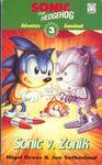 RPG Item: Sonic the Hedgehog Adventure Gamebooks 3: Sonic vs. Zonik