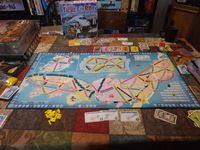 Board Game: Ticket to Ride Map Collection: Volume 7 – Japan & Italy