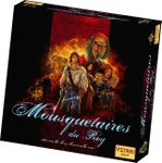 Board Game: Mousquetaires du Roy