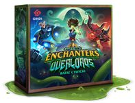 Board Game: Enchanters: Overlords