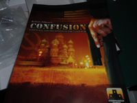 Board Game: Confusion:  Espionage and Deception in the Cold War