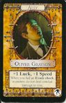 Board Game: Arkham Horror: Oliver Grayson (Ally)