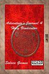 RPG Item: Adventurer's Journal 4: Holy Vindicator (Legend)