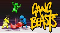 Video Game: Gang Beasts