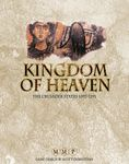Board Game: Kingdom of Heaven: The Crusader States 1097-1291
