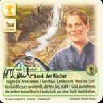 Board Game: Die Fürsten von Catan: Sonderkarte 2014 – Arnd, der Fischer