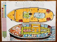 Board Game: La Croisière de l'Aphrodite