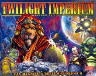 Board Game: Twilight Imperium (Second Edition)