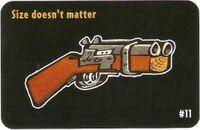 Board Game: Ca$h 'n Gun$: Size Doesn't Matter