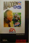 Video Game: Madden NFL 95